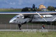 Máy bay năng lượng Mặt Trời thứ hai chuẩn bị bay vòng quanh thế giới