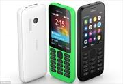 Điện thoại Nokia không cần sạc pin trong 1 tháng