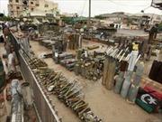 Trung Đông ngập trong vũ khí