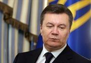 Interpol truy nã cựu Tổng thống Ukraine Yanukovych