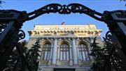 Ngân hàng Nga bán 76 tỉ đô hỗ trợ đồng ruble