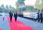 Bộ trưởng Quốc phòng Thái Lan thăm Việt Nam