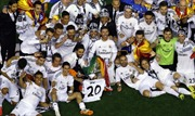 Real Madrid xuất sắc nhất năm 2014