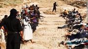 Thủ lĩnh IS ra lệnh hành quyết 56 thuộc hạ