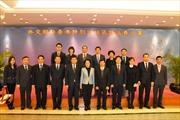 Gặp mặt tại Hong Kong nhân 65 năm quan hệ ngoại giao Việt-Trung