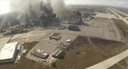 Phe ly khai Ukraine thu được vũ khí NATO tại sân bay Donetsk