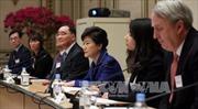 Hàn Quốc sẽ mở rộng hợp tác với Trung Quốc, Mỹ