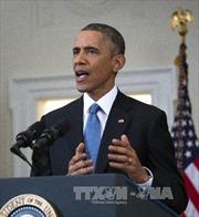Tỷ lệ ủng hộ Tổng thống Mỹ tăng mạnh