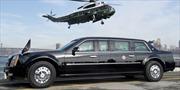 Thiết bị GPS và vệ tinh 'giăng lưới' bảo vệ ông Obama