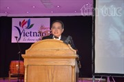 Quảng bá di sản, thúc đẩy du lịch Việt Nam tại Pháp