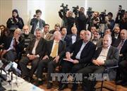 Các nhóm đối lập Syria đàm phán tại Nga