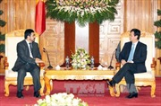 Thủ tướng Nguyễn Tấn Dũng tiếp Đại sứ Vương quốc Oman