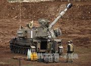 Syria và Israel đấu pháo
