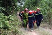 Tổ chức lễ viếng các chiến sỹ hy sinh trong vụ trực thăng rơi