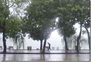 Không khí lạnh yếu, Bắc Bộ mưa nhỏ