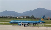Vietnam Airlines khai thác nhà ga mới tại sân bay Vinh