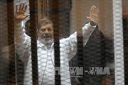 Ai Cập sắp xử cựu Tổng thống Morsi tội gián điệp