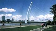 Khởi công xây cầu Thủ Thiêm 2