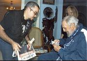 Lãnh đạo Fidel Castro xuất hiện trên truyền thông sau 6 tháng