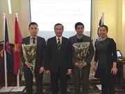 Kỷ niệm 85 năm ngày thành lập Đảng Cộng sản Việt Nam tại Anh