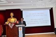 Pháp phát hành bộ tem giới thiệu hình ảnh Việt Nam