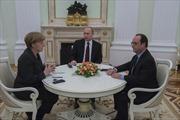 Mỹ - châu Âu rạn nứt do Pháp - Đức 'xoay trục sang Nga'
