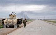 Iraq kêu gọi liên quân tăng cường hỗ trợ chống IS