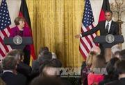 Mỹ-Đức mâu thuẫn trong vấn đề Ukraine