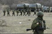 Nga tiến hành diễn tập ở miền Nam và Crimea
