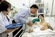 Bệnh viện Việt Đức tiếp nhận 640 trường hợp tai nạn