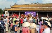 Hơn 30.000 người tham quan Khu Di sản Huế trong 3 ngày Tết