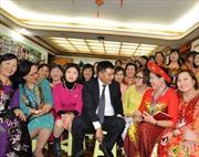 Lao động Việt Nam tại Ma Cao hân hoan đón Tết cổ truyền