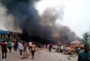 Đánh bom xe buýt gây nhiều thương vong tại Nigeria