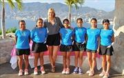 Maria Sharapova nghỉ ngơi trước giải đấu Mexican mở rộng