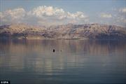 Israel và Jordan ký hiệp định lịch sử về nguồn nước
