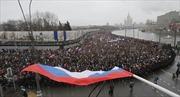 Hàng nghìn người Nga thương tiếc ông Nemtsov
