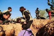 Nhóm phiến quân đầu tiên do Mỹ hậu thuẫn tại Syria tan rã