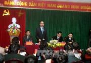 Đồng chí Nguyễn Thiện Nhân làm việc với Trụ sở Tiếp công dân Trung ương