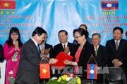 Việt-Lào ký Hiệp định Thương mại song phương