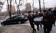 Đại diện Chính phủ Nga tham dự lễ viếng ông Nemtsov