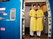Vietnam Airlines khảo sát về đồng phục mới