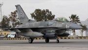 Liên quân không kích nhà máy lọc dầu IS