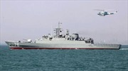 Hải quân Iran nhận tàu khu trục mới