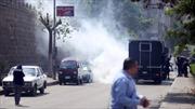 Xe bom lao thẳng căn cứ cảnh sát Ai Cập