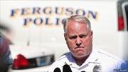 Cảnh sát trưởng Ferguson uống 'viên thuốc khó nuốt'