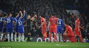 Chelsea thua đau trên sân nhà