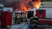 9 người thiệt mạng vụ cháy trung tâm thương mại Tatarstan
