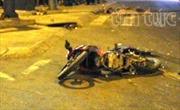 Nam công nhân bị xe đầu kéo đâm tử vong