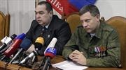 Phe li khai Ukraine kêu gọi Pháp, Đức gây sức ép lên Kiev