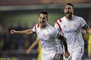 Đương kim vô địch Sevilla khẳng định sức mạnh